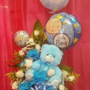 blue-flowers-and-teddy-bear-69